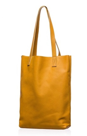 Gorrion_Tote Simple de Cuero